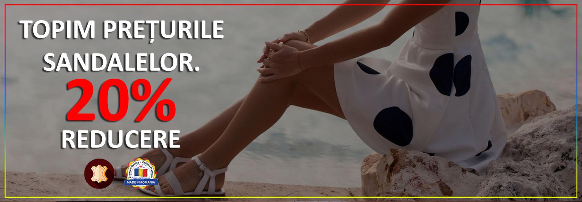 sandale comode piele
